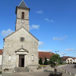 Eglise de Pusy